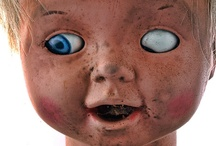Doll Face / by HELEN FOOT DESIGN