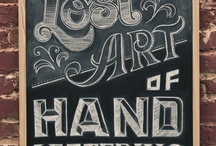 Typography / by Suzanna McKeon
