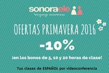 SONORA ELE / THE BEST ONLINE SCHOOL FOR LEARNING SPANISH AS A FOREIGN LANGUAGE