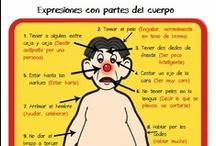 Expresiones coloquiales / Para estudiantes de español como lengua extranjera.