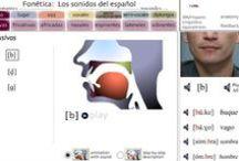 Taller de audio y pronunciación / Material auditivo para estudiantes de español como lengua extranjera.