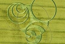 Circles & Labyrinths & Fractals