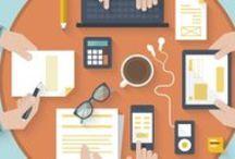 Español para los Negocios / Material de apoyo para estudiantes de Economía y Empresariales, profesionales y empresarios que estudian español.