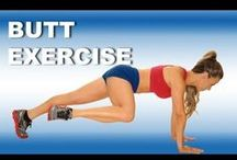 Leg & Butt Exercises  / Best at home or at gym leg exercises on this board! #health #fitness #workout #gym #weightloss #tryingtoloseweight