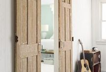 Barn Doors for Mom