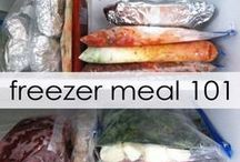 Recipes: Freezer Cooking
