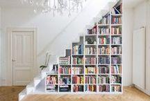 For the Home: Bookshelves