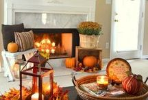 Autumn Decor / by Angela Mongelluzzo