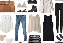 CLOTHING - Capsule Wardrobe