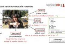 Así soy yo (A1-A2) / Materiales para dar información personal y describirse dirigidos a estudiantes de español como lengua extranjera de nivel A1 y A2.
