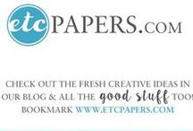 New Changes - from ARC Crafts to ET Cetera Papers!