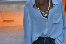 blouses and blazers / fancy casual / by Katherine Chung