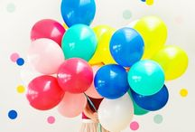 Birthdays / Inspiration for throwing a fantastic fête.