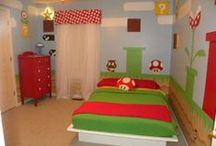 Kids Rooms / by Shanna Coleman Durrant