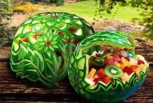 Fruit & Veggie Creations