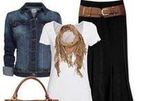 My Style - Fashion / by Becca Ellison