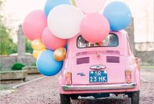 Unique Wedding Transport Ideas / Alternative and funky wedding transport