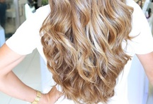 Hair styles / by Lisa Price-Szot