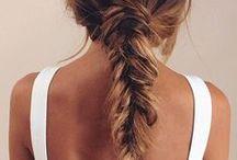 Hair. / by Sam Angelina