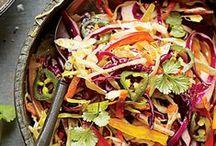 Salads / by Lisa Price-Szot