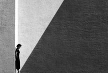 Photography: Black & White / by Lena Tiptop