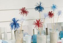 Fourth of July / Fourth of July related activities and ideas for Littles and their Bigs.