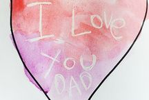 Father's Day / Father's Day related activities and ideas for Littles and their Bigs.