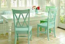 Dining room inspiration / by Michelle Underwood