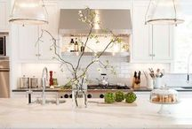 Kitchen & Dining / All places and spaces cooking and eating. / by Rebecca Koskinen