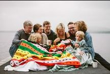 Family Photo Inspiration / Inspired.  Real. / by The Mom Edit - Style Blog