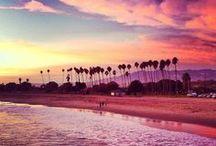 CELEBRATE: Santa Barbara / A look into the beautiful city of Santa Barbara, my hometown.