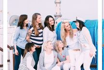 Bridal Shower Party Barchelorette Party Junggesellinnen Abschied