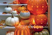 CELEBRATE: Halloween / Halloween night recipes, fun house decorations, kids costume DIYs, and more!