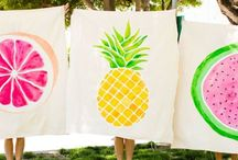Summer Fun / Summer lovin   DIY   Crafs   Activities   Picnic   Wreaths   Recipes
