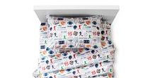 Parkers Bedroom - Holly Horwitz / shopping board - product notes in description