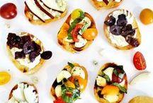 Food & Recipes / Favorite food and recipe pins! / by Linda (burlap+blue)