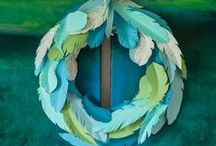 Wreaths / Love wreaths? This board is for you!  / by Linda (burlap+blue)
