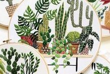 Embroidery / Beautiful and inspirational embroidery products & DIY's! / by Linda (burlap+blue)