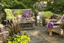 Outdoor Spaces / by Laura