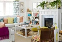 Inspiring Home Spaces / Lots of lovely home spaces to inspire your decor! / by Linda (burlap+blue)
