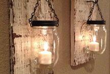 Craft Ideas / by Tiffany Bamert