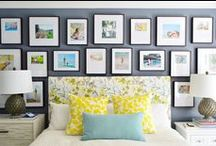 Gallery Wall / Gallery wall layouts and inspiration! / by Linda (burlap+blue)