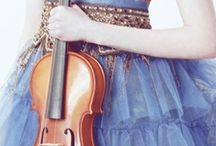 For the Love of the Violin & Beauty / by Catrina Morris