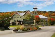 Calabogie Peaks Hotel / Calabogie Peaks Resort is Eastern Ontario's premier all seasons resort destination. On the highest vertical and most varied terrain within an hour of Ottawa, Ontario winter enthusiasts enjoy skiing and snowboarding, racing, snowshoeing, as well as snow tubing, skating, ice fishing and more. Learn more at www.calabogie.com