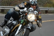 Motorcycles, Café racer