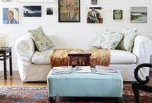 Hizzzome / Lovely interiors  / by Margaret Godowns