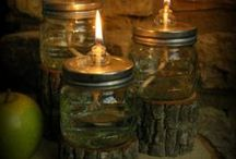 CABIN IDEAS / fun ideas for our cabin or YOURS...