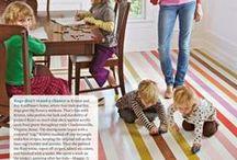 Flooring & Rugs / Flooring and rug inspiration! / by Linda (burlap+blue)