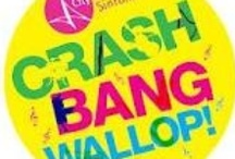 Crash Bang Wallop! / Our family concert series at Cadogan Hall. This season's concerts include: The Mad Professor (2 Nov 2013), Christmas Special (14 Dec 2013), and many more concerts throughout 2014. / by City of London Sinfonia