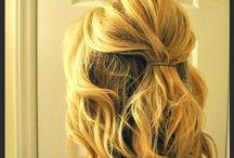 Hair, makeup, and fashion / by amanda storm